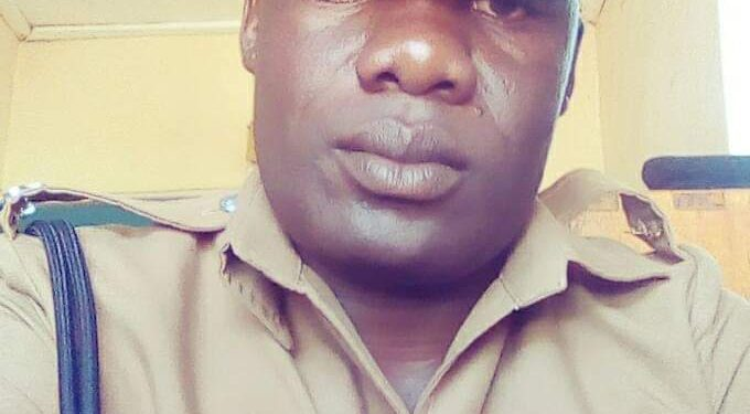 Kasungu Police Station Spokesperson - Harry Namwaza